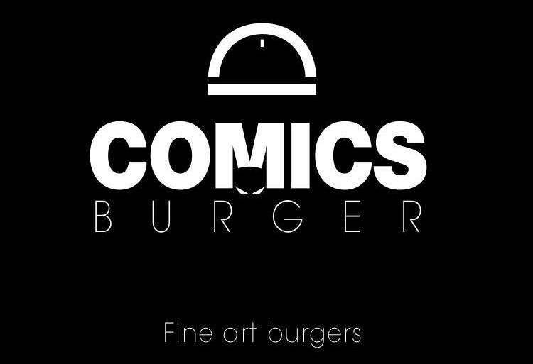 Logo de Comics Burgers