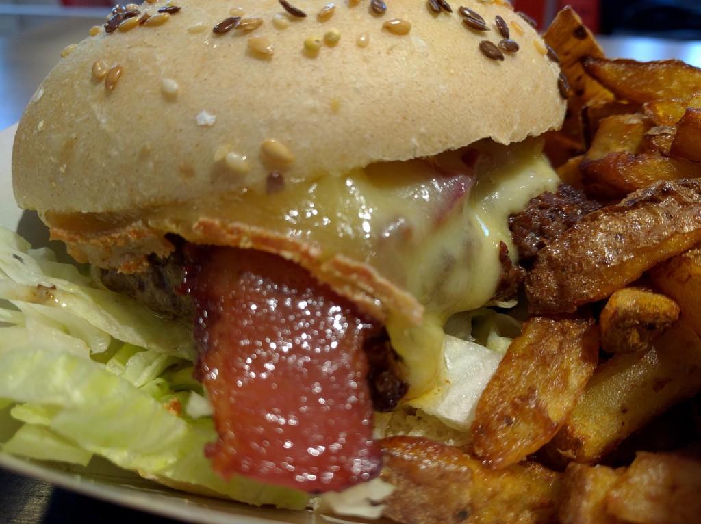 burger burgers café quimper
