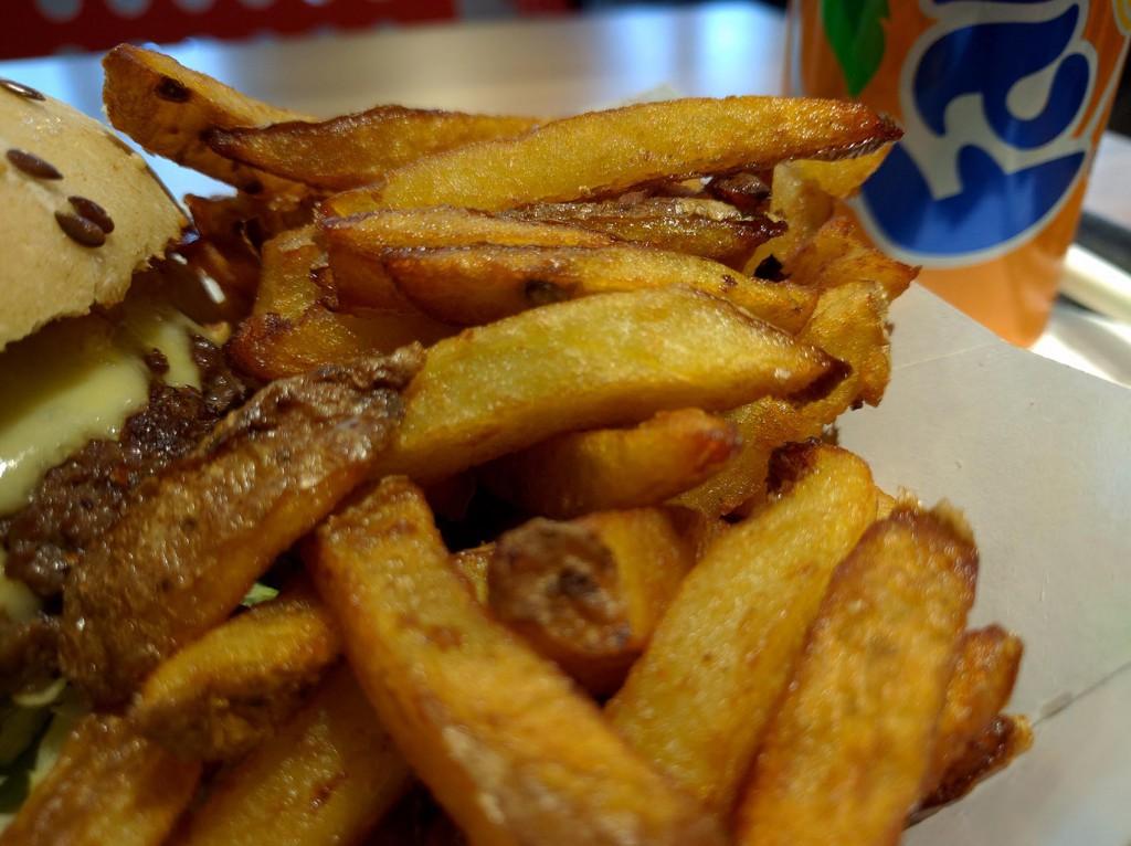 frites burgers café quimper
