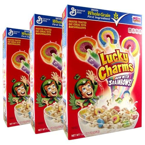 Lucky Charms sur Amazon