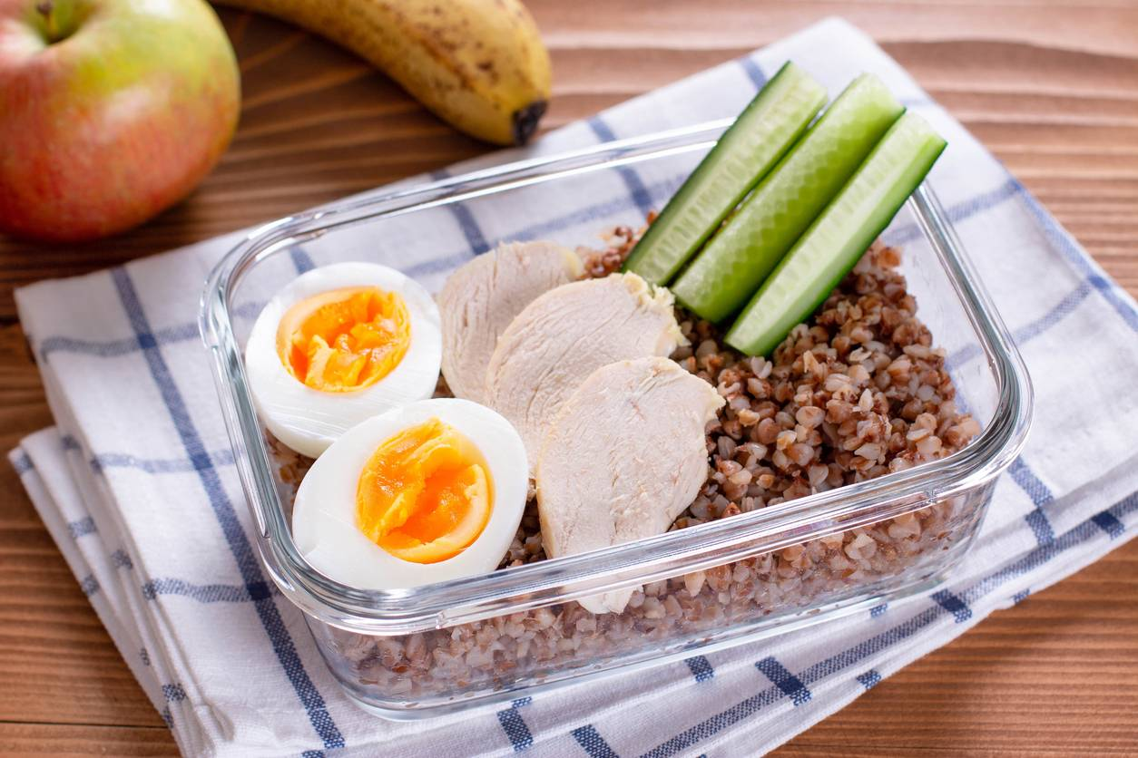 boîte hermétique conservation aliments