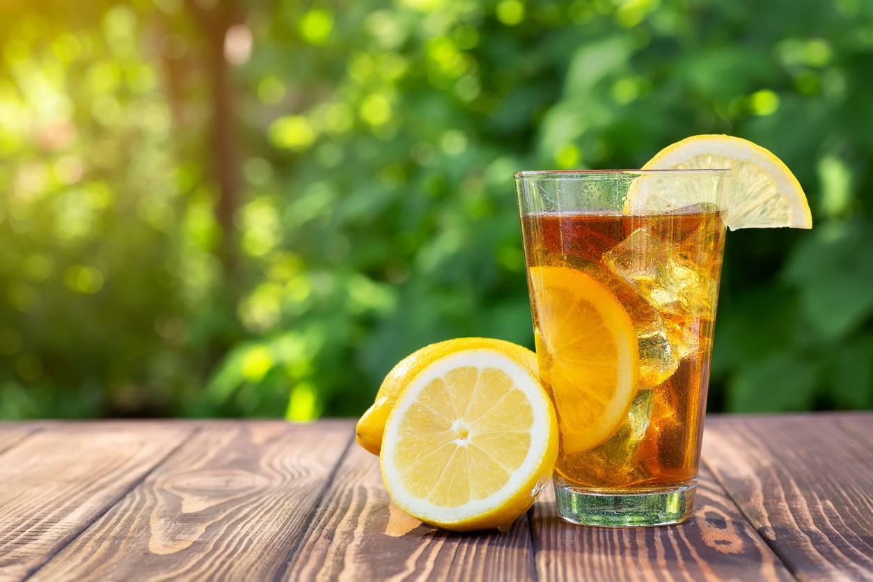 thé glacé thé haut de gamme